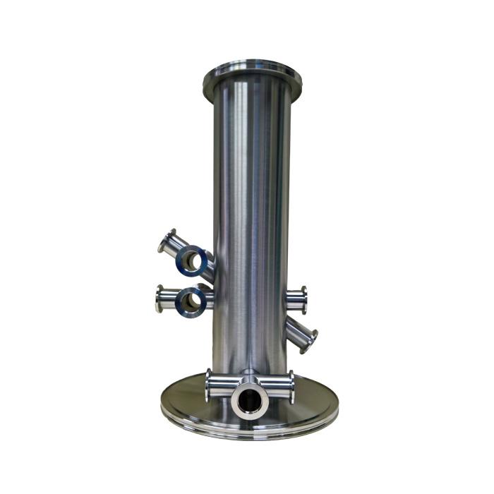 Vacuum steel fabrication-23